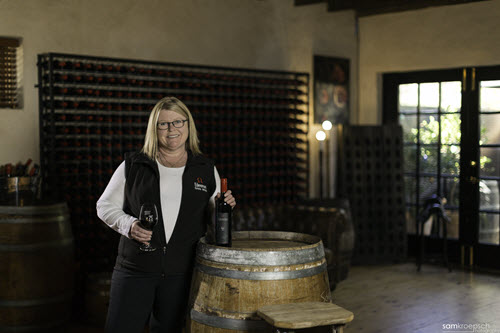 Edenmae Winemaker - Michelle Bar